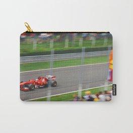 Fernando Alonso - 2013 Gran Premio d'Italia Carry-All Pouch