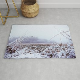 Field Mouse Perspective Rug