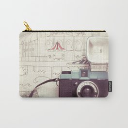 Snapshots Carry-All Pouch