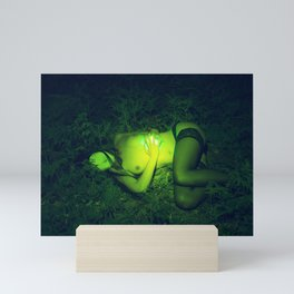 Secret Midnight Love Mini Art Print