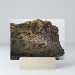 Hellnar - Icelandic Landscape VII Mini Art Print
