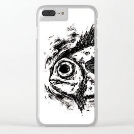 DeadFish Clear iPhone Case