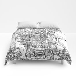 IMAGINATION (comforters, covers, curtains, t-shirts) Comforters