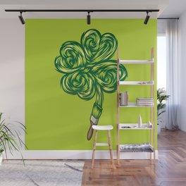 Clover - Make own luck Wall Mural