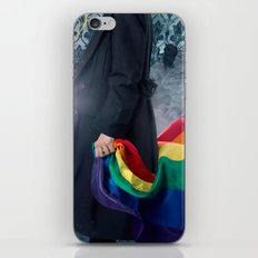 SHERLOCK PRIDE iPhone & iPod Skin