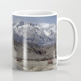 Road To Mt Whitney  2-27-19 Coffee Mug