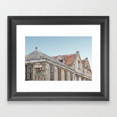 Curaçao - Viejo Framed Art Print