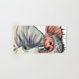 Compassionate Elephant Hand & Bath Towel