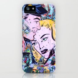 Drive By Dawn iPhone Case