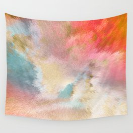 Magic Sky - Geo Candy Wall Tapestry