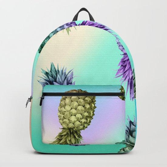 Pineapple Glow Backpack