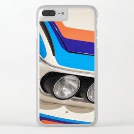 BMW CSL Clear iPhone Case