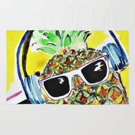 Cool Pineapple Rug