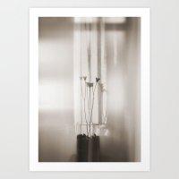 minimalism Art Prints featuring Minimalism. by Viviana Gonzalez