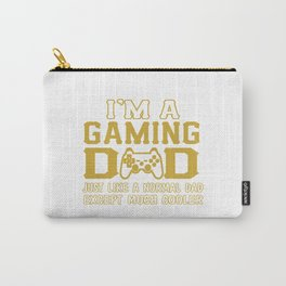 I'M A GAMING DAD Carry-All Pouch