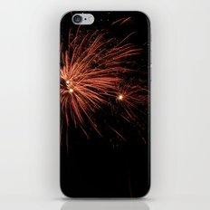 light it up iPhone & iPod Skin