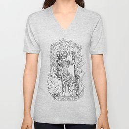 Witch of the Wilds Unisex V-Neck
