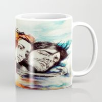 eternal sunshine Mugs featuring Eternal Sunshine by Alycia Plank