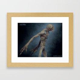 Blind Demon 2 Framed Art Print