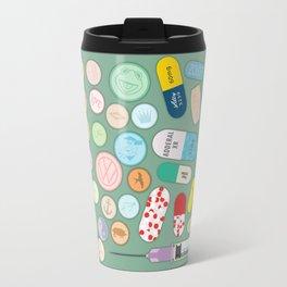 American Pastime Travel Mug