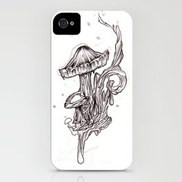 Psilocybin iPhone Case