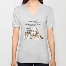 Our Choices Unisex V-Neck