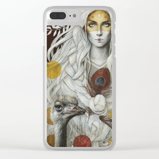 Omaelle Clear iPhone Case