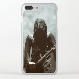 Teloch #OnStagePortrait Clear iPhone Case