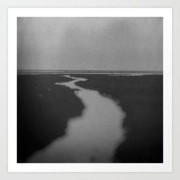 ///SILENT PLACE/// Art Print