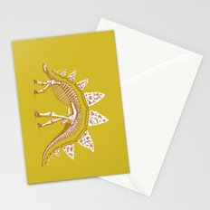Pizzasaurus Awesome! Stationery Cards