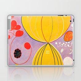 "Hilma af Klint ""The Ten Largest, No. 07, Adulthood, Group IV"" Laptop & iPad Skin"