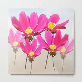 Pink Flower 15 Metal Print