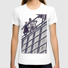 Metro Couple T-shirt