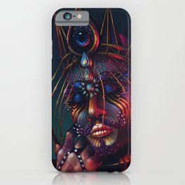Because Your Love Kept Me Alive and it Made Me Insane iPhone Case