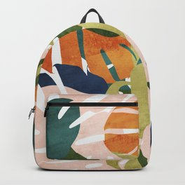 Monstera delight Backpack
