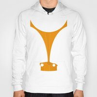 f1 Hoodies featuring Silhouette Racers - McLaren F1 by Salmanorguk