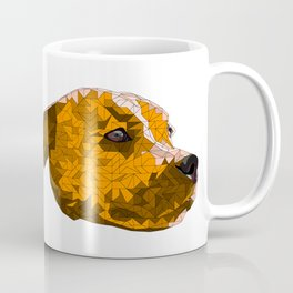 Max the Staffy Coffee Mug