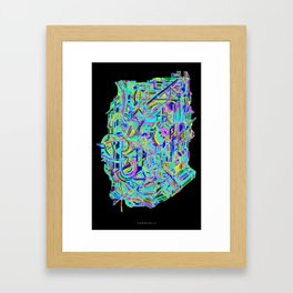 klrt Framed Art Print