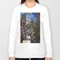 roman Long Sleeve T-shirts featuring Roman Impression  by CAPTAINSILVA