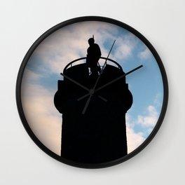 The Bonnie Prince Wall Clock