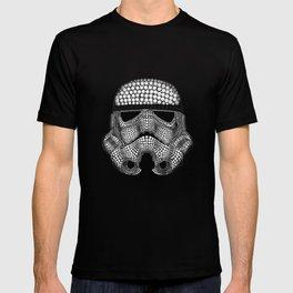 Trooper Star Circle Wars T-shirt