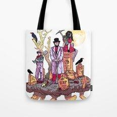 Gravediggers Tote Bag