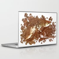 giants Laptop & iPad Skins featuring Lucky Giants by KZjl