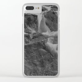 The Wall - 3 Clear iPhone Case