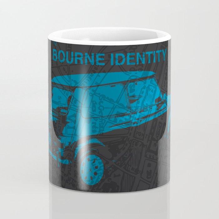 Bourne Map Coffee Mug