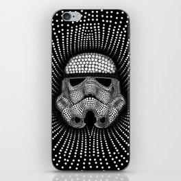 Trooper Star Circle Wars iPhone Skin