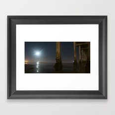 Bio-Luminaries Framed Art Print