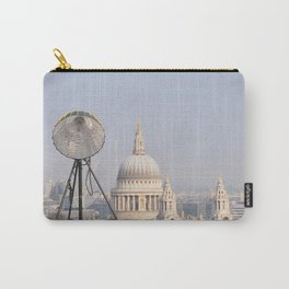 Rooftop View London Carry-All Pouch