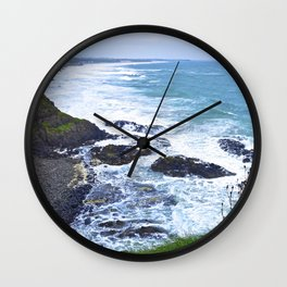 The Holy Ground Wall Clock