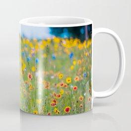 Wildflowers in Summer Coffee Mug
